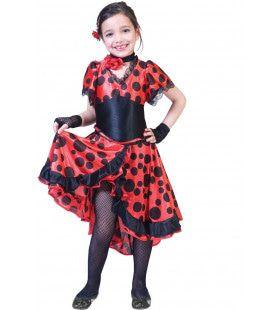 Evita La Espanola Meisje Kostuum