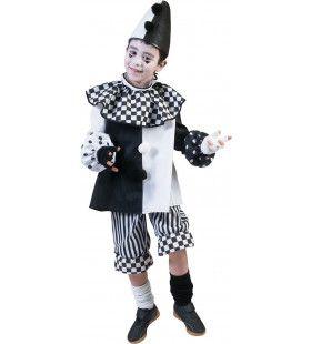Clown Classico Kostuum