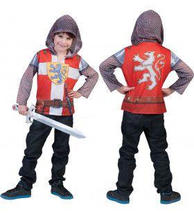 3d Shirt Ridder Jongen Kostuum