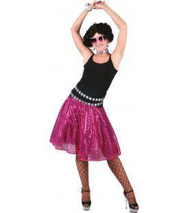 Boogie Nights Rok Vrouw