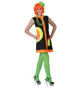 Katy Perry Jaren 60 Mode Vrouw Kostuum