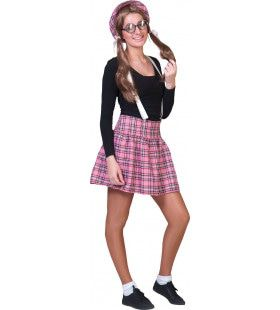 Nerdy Student / Punk Rok Vrouw