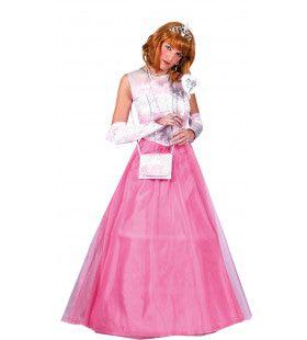 Romy Duitse Prinses Vrouw Kostuum