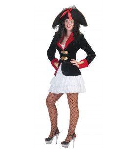 Piraat Stylo Star Jurk Vrouw