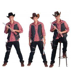 Ranger Cowboy Man Gilet