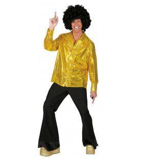 Golden Nights Hemd Man