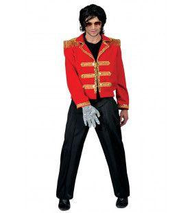 Unieke Michael Jackson In Concert