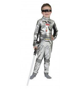 Ruimtereiziger Tim Jongen Kostuum