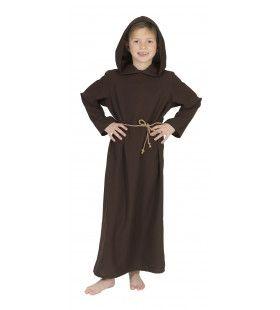 Monnik Amigo Jongen Kostuum