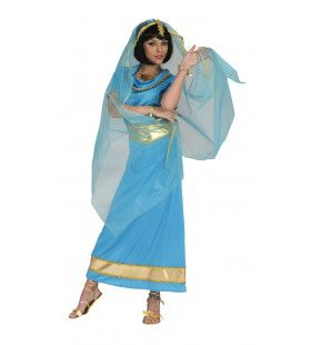 Lady Of India Shapuri Vrouw Kostuum