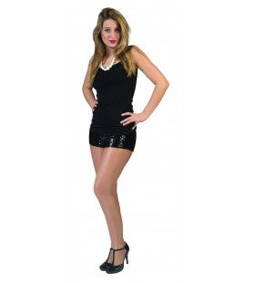 Zwarte Hotpants