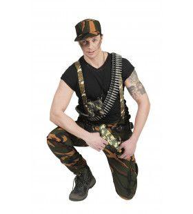 Army Man Cassy Kostuum