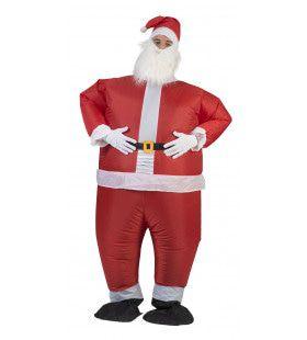Vette Kerstman Kostuum