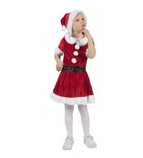Lief Kerstmeisje Kostuum