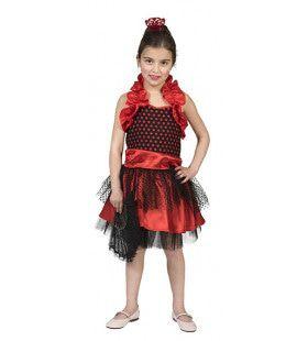 Valencia Chica Carmen Meisje Kostuum