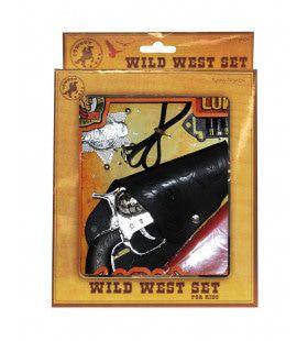 Revolver Set Wilde Westen 5 Delig