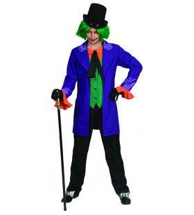 Knotsgekke Joker Uit Batman Kostuum