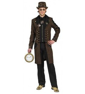 Stoned Steampunk Steve Man