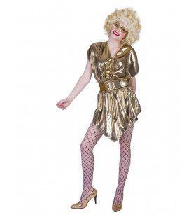 Gouden Jaren 80 Discopasjes Jas Vrouw Kostuum