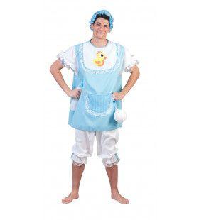 Hij Blijft Een Grote Baby Man Kostuum
