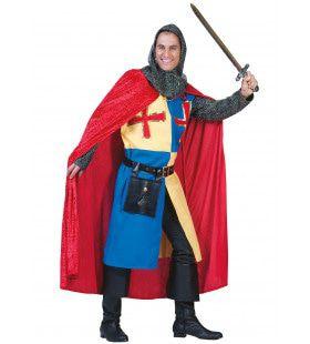 El Cid Spaanse Ridder Man Kostuum