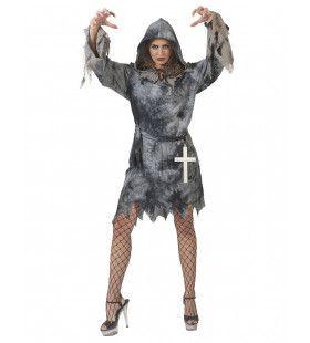 Kwade Feeks Betoverde Woud Vrouw Kostuum