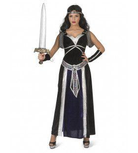 Goddelijke Onoverwinnelijke Griekse Strijder Troje Vrouw Kostuum