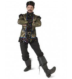 Dansen Onder De Sterren Toendra Kozak Kolja Man Kostuum