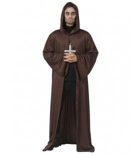 Monnik Kloosterorde Franciscus Man Kostuum