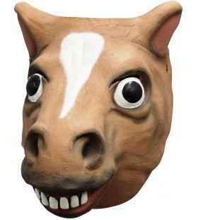 Bruin Trekpaard Masker