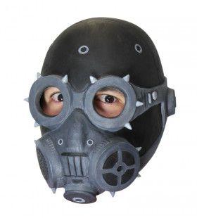 Volledig Gasmasker Giftige Duiker