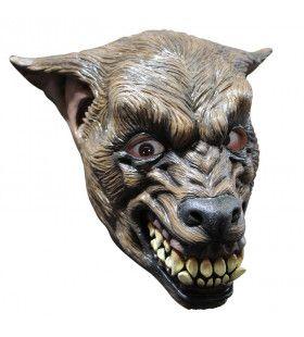 Volledig Masker Gemene Hond