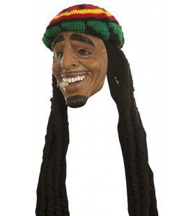 Masker Relaxte Jamaica Reggae Artiest