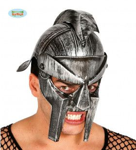 Helm Agressieve Gladiator