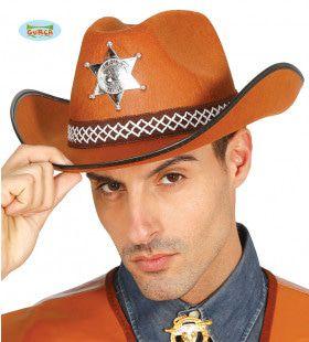 Sheriff Hoed Bruin Met Ster Nebraska