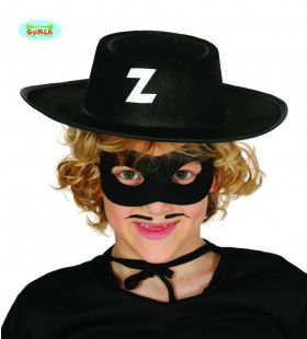 Zorro Mexicaanse Held Hoed