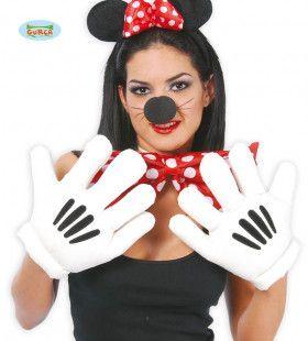 Grappige Grote Mickey Muis Handschoenen
