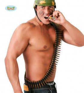 Kogelriem Rambo 140 Centimeter
