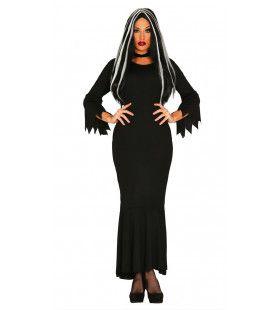 Duistere Heks Vrouw Kostuum