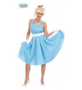 Patty Petticoat Jaren 50 Vrouw Kostuum
