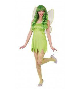Elise De Elf Van Het Groene Bos Vrouw Kostuum