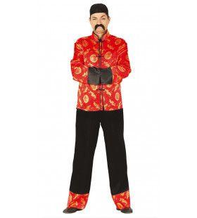Li Mandarijn Uit China Kostuum
