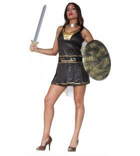 Petra De Perzische Soldaat Vrouw Kostuum