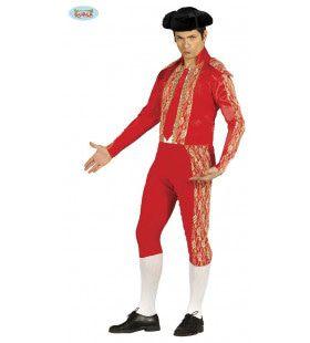 Stierenvechter Las Criadillas Man Kostuum