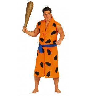 Barney The Caveman Holbewoner Kostuum