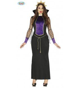 Spiegeltje Spiegeltje Aan De Wand Koningin Vrouw Kostuum