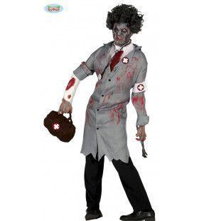 Harde Heelmeester Horror Man Kostuum