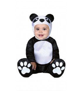 Panda Baby Kostuum