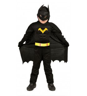 Bad Batman Jongen Kostuum