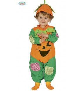 Pimmetje Pompoen Halloween Jongen Kostuum